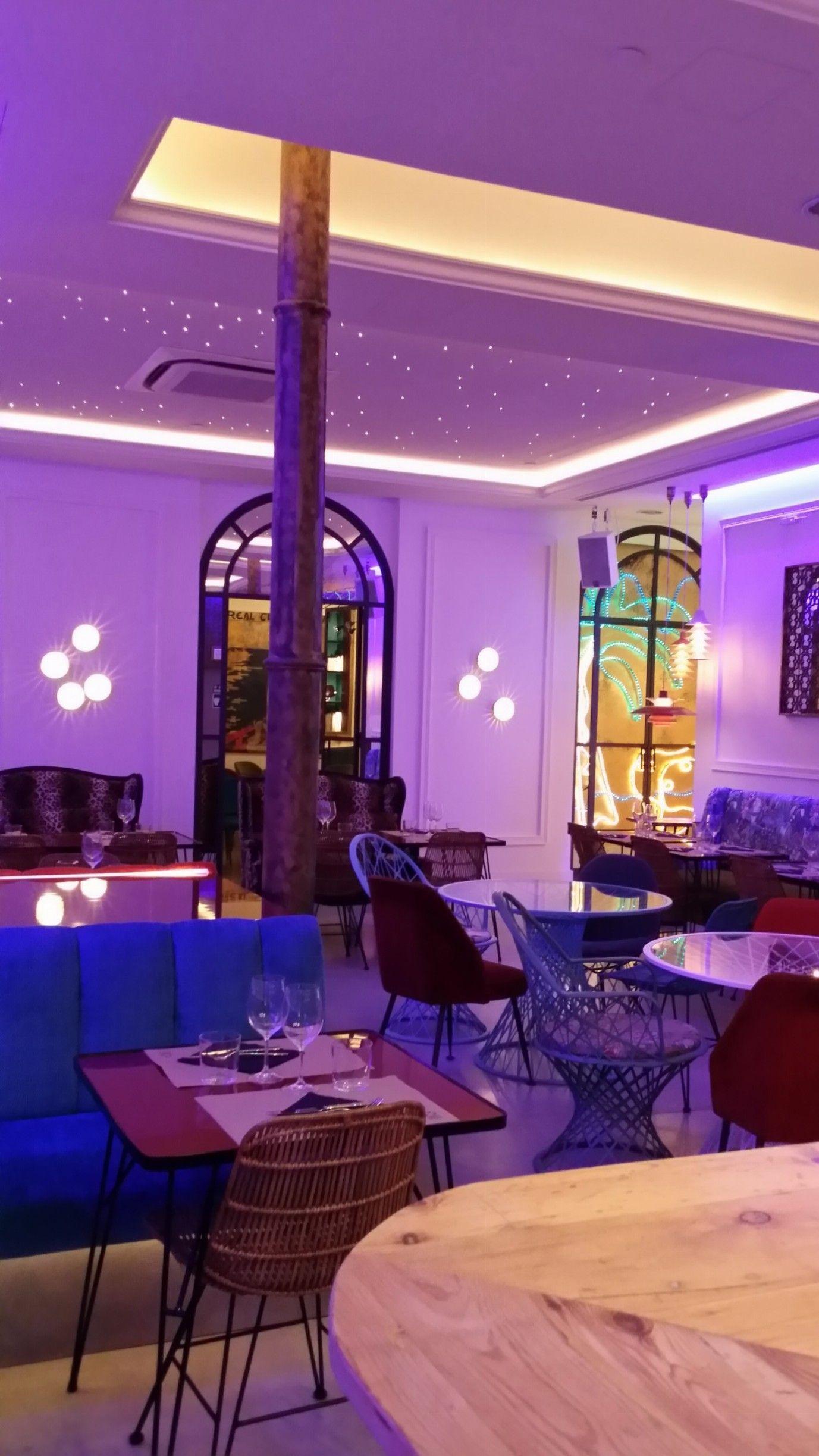 Reforma de restaurante, decoración y rehabilitación integral