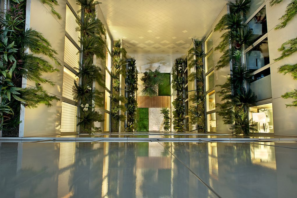 Reforma de oficinas - Proyecto decoración interior