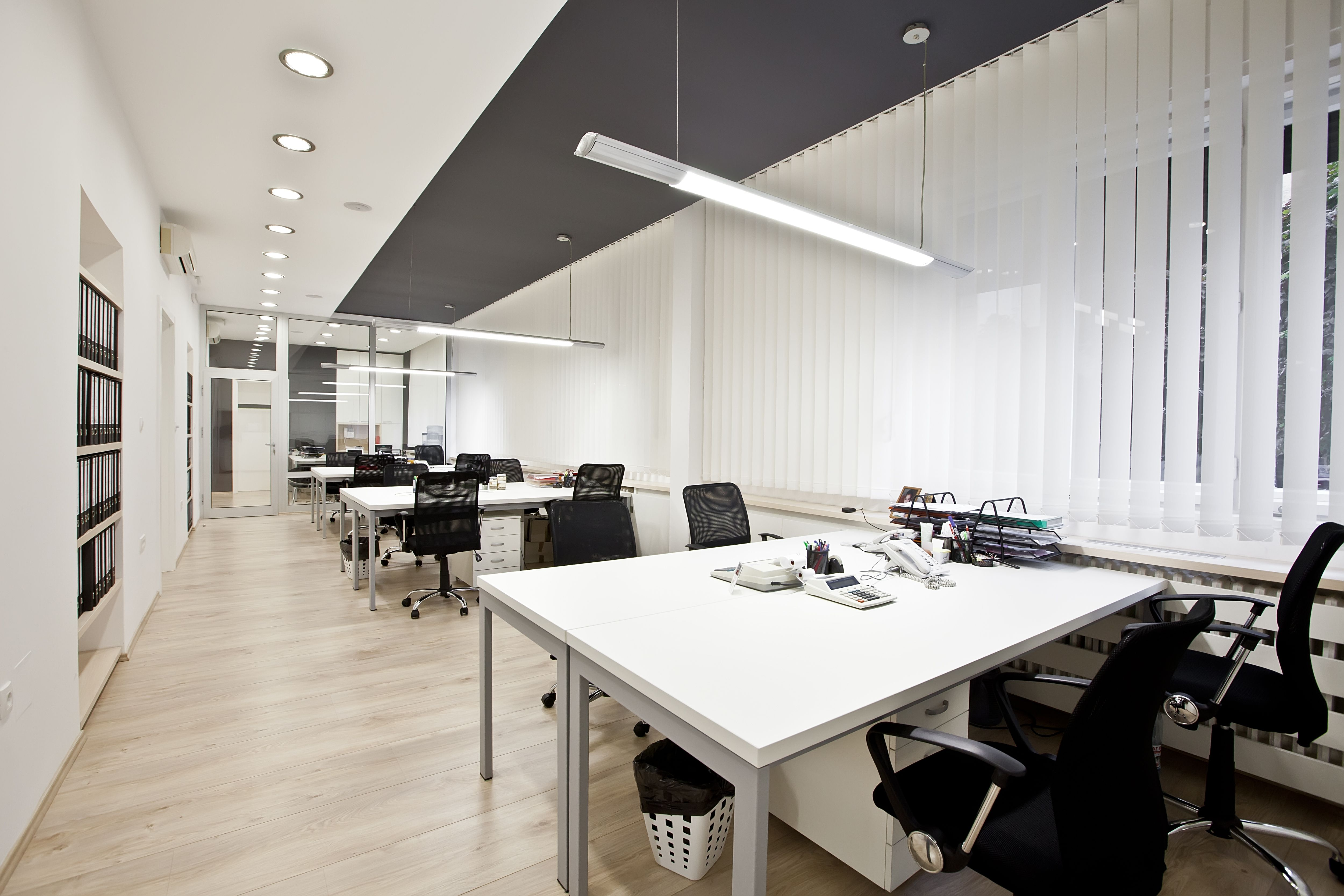 Reforma integral Despachos Oficinas Proyecto Nave
