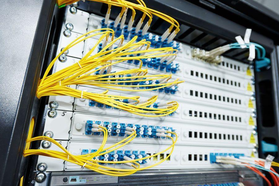 Reforma - Rack Redes Informáticas